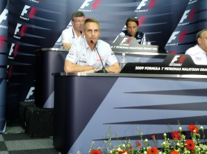 Martin Whitmarsh admits Hamilton was told to lie