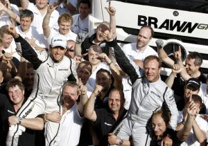 Hands up who thinks they'll win Silverstone?
